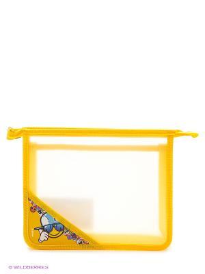 Папка для тетрадей PROFF. Цвет: желтый