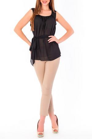 Блуза S&A style. Цвет: черный