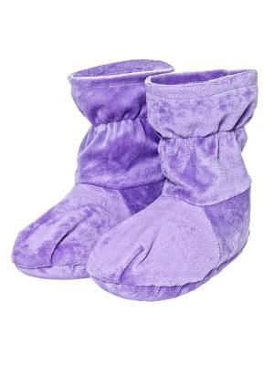 Ароматические травяные носки-грелки Теплые объятия. Цвет: фиолетовый