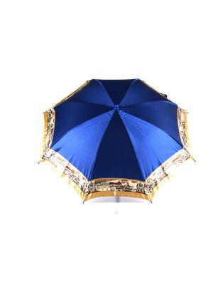 Зонты 1Azaliya. Цвет: синий