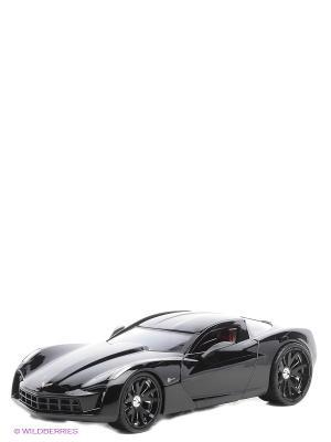 Модель автомобиля 2008 Shelby GT 500 KR Jada. Цвет: черный