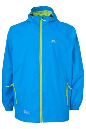 Спортивная куртка Trespass. Цвет: синий