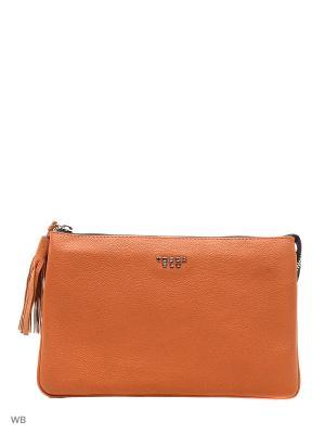 Клатч TOSCA BLU. Цвет: оранжевый