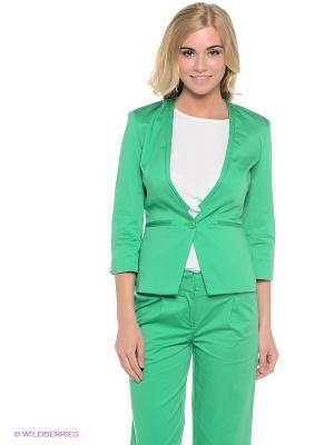 Пиджак Baon. Цвет: зеленый