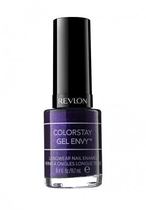 Гель-лак для ногтей Revlon. Цвет: синий