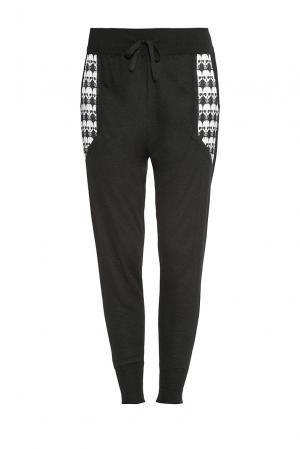 Кашемировые брюки с шелковыми вставками AT-D105CA201 Thomas Wylde. Цвет: разноцветный