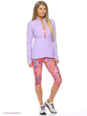 Куртка SN STORM JKT W Adidas. Цвет: фиолетовый
