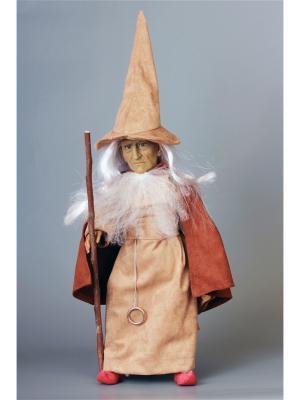 Кукла Nador- Власть, сила, предсказания Lamagik S.L. Цвет: бежевый, белый, коричневый
