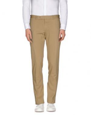 Повседневные брюки NARDELLI. Цвет: бежевый