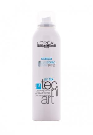 Спрей для укладки волос LOreal Professional L'Oreal. Цвет: белый