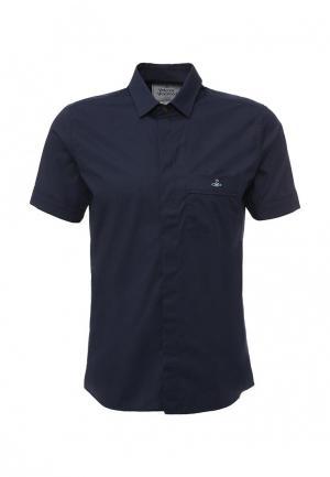 Рубашка Vivienne Westwood. Цвет: синий