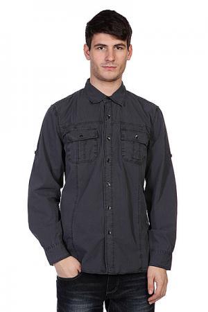 Рубашка  Classic Grey Converse. Цвет: серый