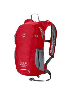 Рюкзак HAM ROCK 12 Jack Wolfskin. Цвет: красный