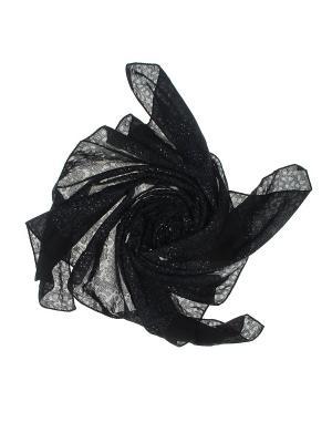Платок Olere. Цвет: черный