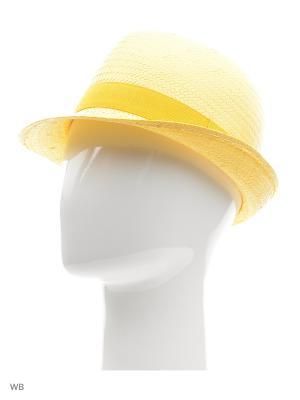 Шляпа Marini Silvano.. Цвет: желтый