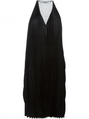 Платье Sunray Chalayan. Цвет: чёрный