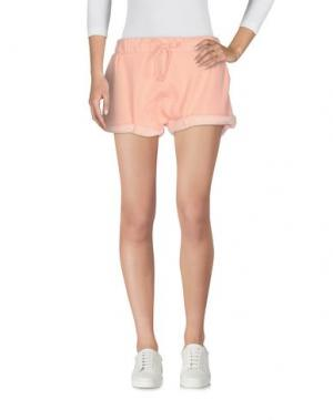 Повседневные шорты WILDFOX. Цвет: розовый