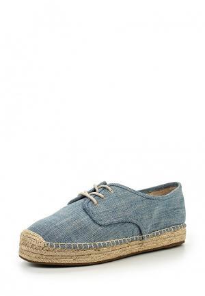 Ботинки Michael Kors. Цвет: голубой