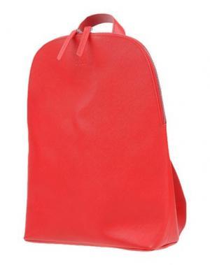 Рюкзаки и сумки на пояс NAVA. Цвет: красный