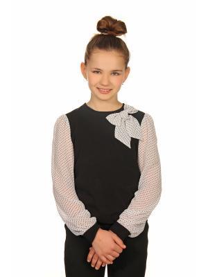 Блузка Enfant sage. Цвет: черный