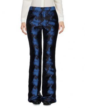 Повседневные брюки SI-JAY. Цвет: синий