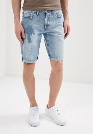 Шорты джинсовые Levis® Levi's®. Цвет: голубой