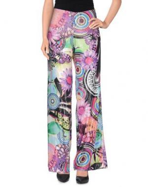 Повседневные брюки TWENTY-29. Цвет: фиолетовый