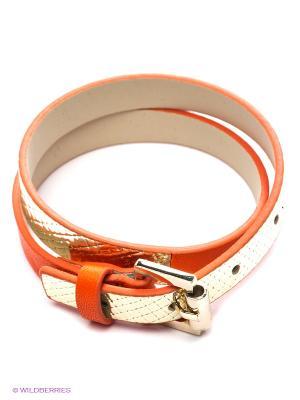 Браслет Eleganzza. Цвет: оранжевый