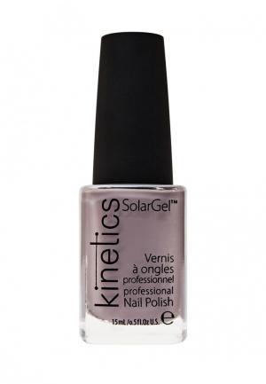 Лак для ногтей Kinetics. Цвет: серый