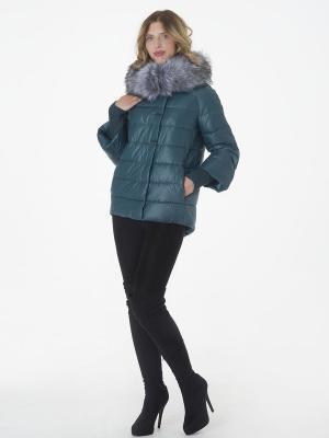 Куртка CATTAIL WILLOW. Цвет: зеленый