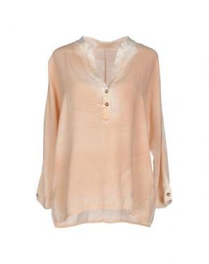 Блузка MONICA •LENDINEZ. Цвет: песочный