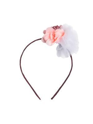 Ободок Bombili. Цвет: розовый