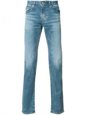Straight-leg jeans Ag. Цвет: синий