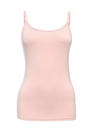 Майка PEP. Цвет: розовый