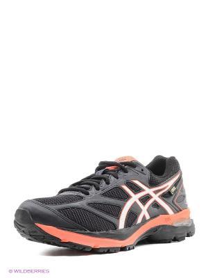 Спортивная обувь GEL-PULSE 8 G-TX ASICS. Цвет: черный, коралловый, серый
