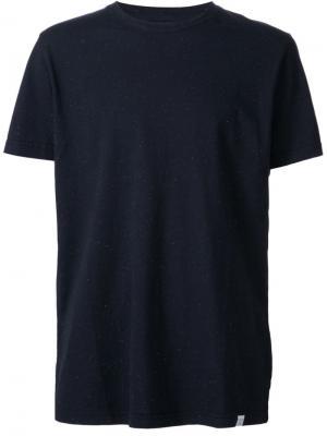 Классическая футболка Norse Projects. Цвет: чёрный