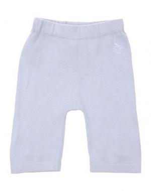 Повседневные брюки BONNIE BABY. Цвет: небесно-голубой