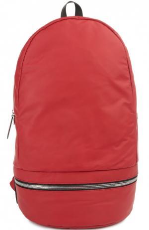 Рюкзак Z Zegna. Цвет: красный