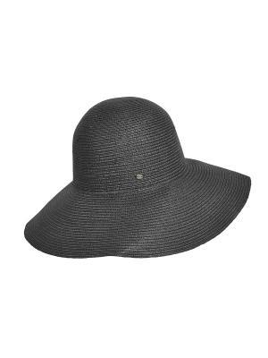 Шляпа Betmar. Цвет: темно-серый