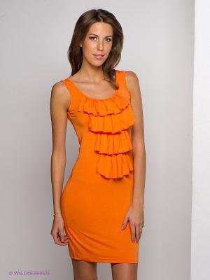 Платье LingaDore. Цвет: оранжевый