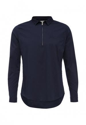 Рубашка Hopenlife. Цвет: синий