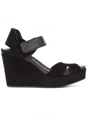 Malu sandals Pedro Garcia. Цвет: чёрный