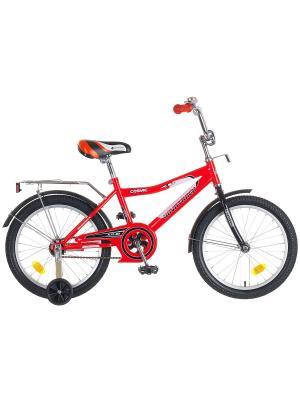 Велосипед 18 COSMIC NOVATRACK. Цвет: красный