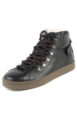 Ботинки DOLCE & GABBANA. Цвет: черный