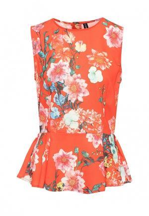 Блуза Concept Club. Цвет: оранжевый
