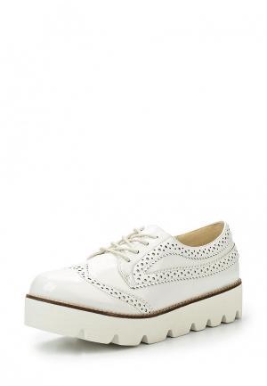 Ботинки Coolway. Цвет: белый