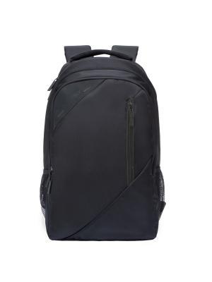 Рюкзак Grizzly. Цвет: черный, темно-синий