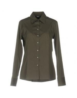 Pубашка GOSSIP. Цвет: зеленый-милитари