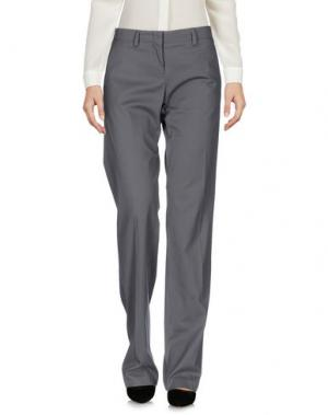 Повседневные брюки 19.70 NINETEEN SEVENTY. Цвет: серый