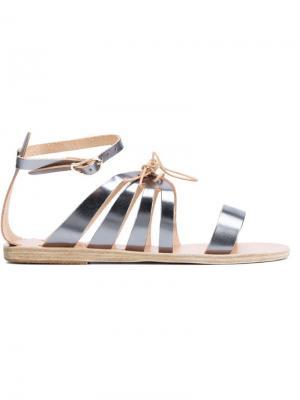 Сандалии Iphigenia Ancient Greek Sandals. Цвет: телесный